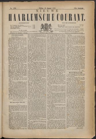Nieuwe Haarlemsche Courant 1892-01-29