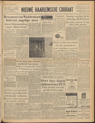 Nieuwe Haarlemsche Courant 1962-02-17