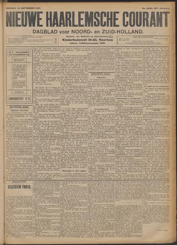 Nieuwe Haarlemsche Courant 1907-09-24