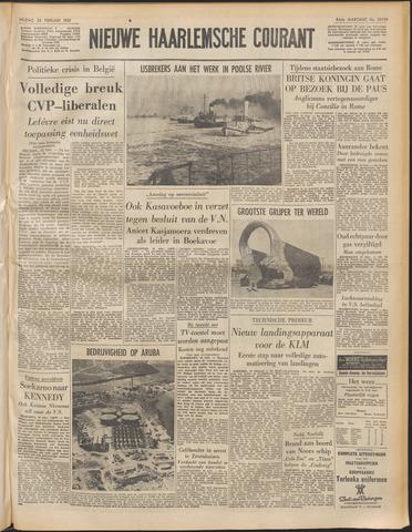 Nieuwe Haarlemsche Courant 1961-02-24