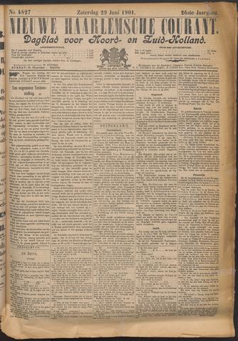 Nieuwe Haarlemsche Courant 1901-06-29
