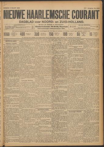 Nieuwe Haarlemsche Courant 1909-03-09