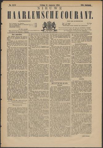 Nieuwe Haarlemsche Courant 1894-08-31