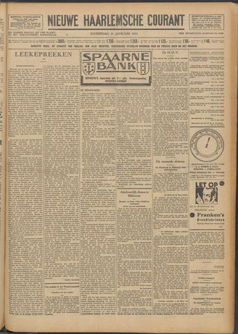 Nieuwe Haarlemsche Courant 1931-01-31