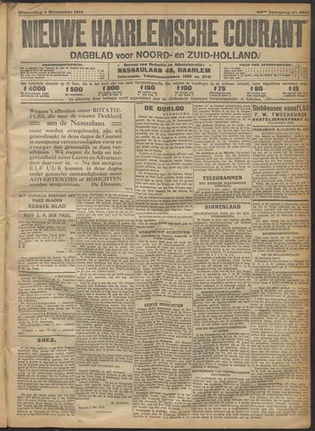 Nieuwe Haarlemsche Courant 1915-11-03
