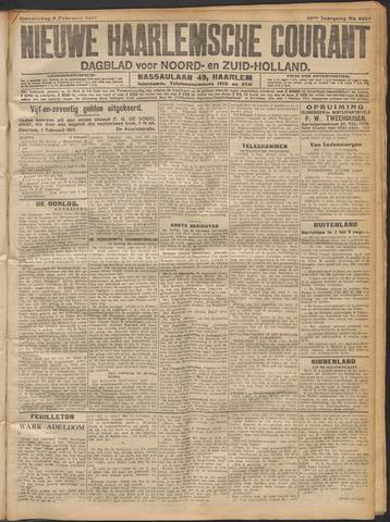 Nieuwe Haarlemsche Courant 1917-02-08