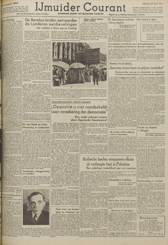IJmuider Courant 1948-06-15