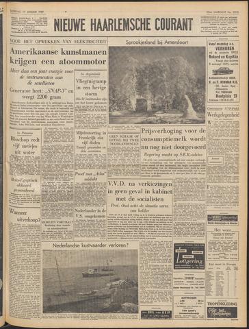 Nieuwe Haarlemsche Courant 1959-01-17