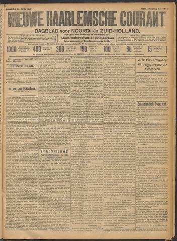 Nieuwe Haarlemsche Courant 1914-06-26