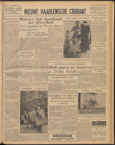 Nieuwe Haarlemsche Courant 1954-12-21