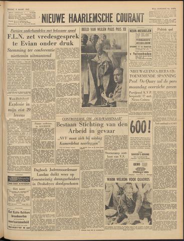 Nieuwe Haarlemsche Courant 1962-03-09