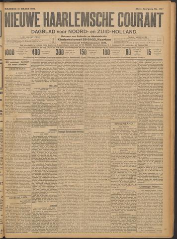 Nieuwe Haarlemsche Courant 1910-03-21