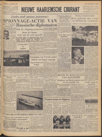 Nieuwe Haarlemsche Courant 1952-08-06