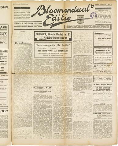 Bloemendaal's Editie 1929-06-08