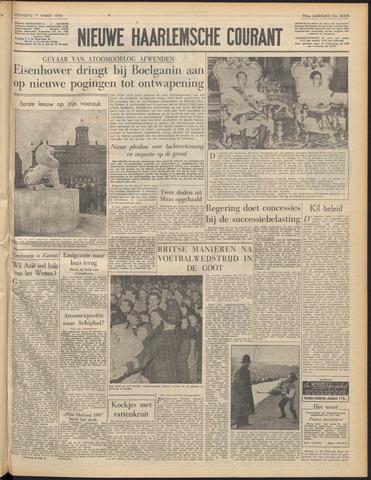 Nieuwe Haarlemsche Courant 1956-03-07