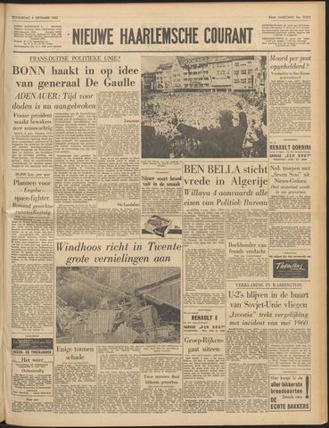 Nieuwe Haarlemsche Courant 1962-09-06