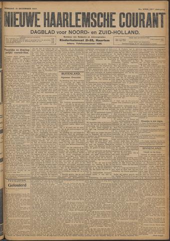 Nieuwe Haarlemsche Courant 1907-12-10