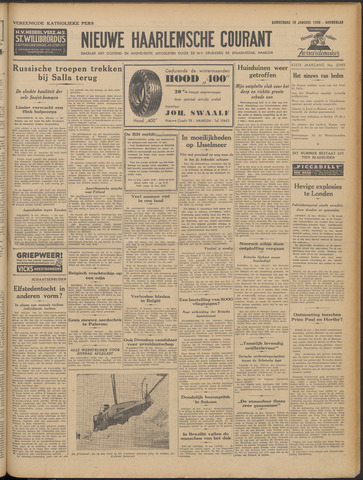 Nieuwe Haarlemsche Courant 1940-01-18