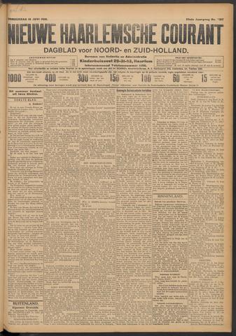 Nieuwe Haarlemsche Courant 1910-06-16