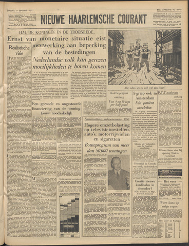 Nieuwe Haarlemsche Courant 1957-09-17