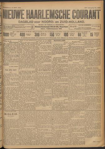 Nieuwe Haarlemsche Courant 1908-09-10
