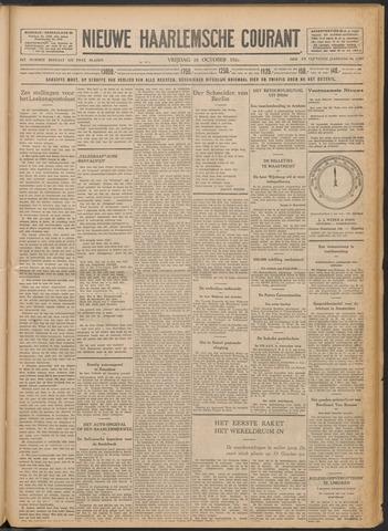 Nieuwe Haarlemsche Courant 1929-10-18
