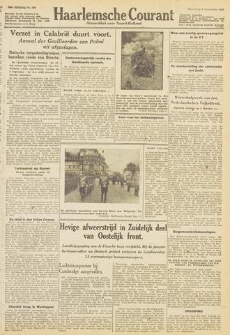 Haarlemsche Courant 1943-09-08