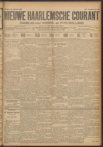 Nieuwe Haarlemsche Courant 1909-01-29