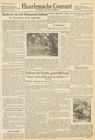 Haarlemsche Courant 1943-07-29