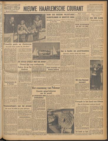 Nieuwe Haarlemsche Courant 1948-08-18