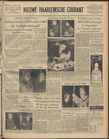 Nieuwe Haarlemsche Courant 1960-12-01