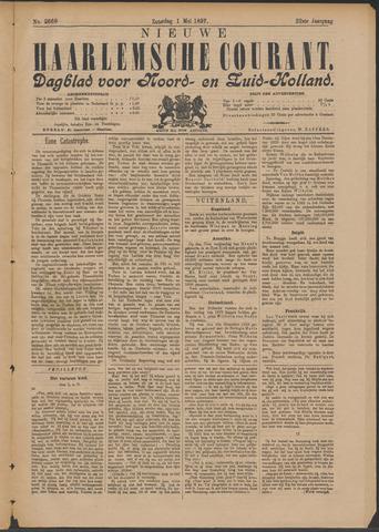 Nieuwe Haarlemsche Courant 1897-05-01