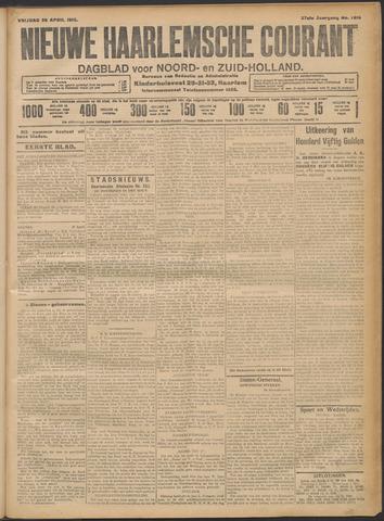 Nieuwe Haarlemsche Courant 1912-04-26