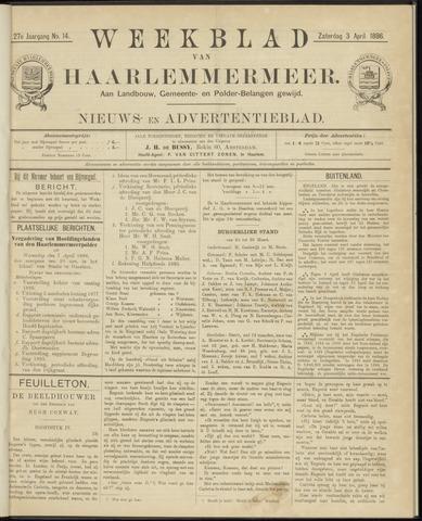 Weekblad van Haarlemmermeer 1886-04-03