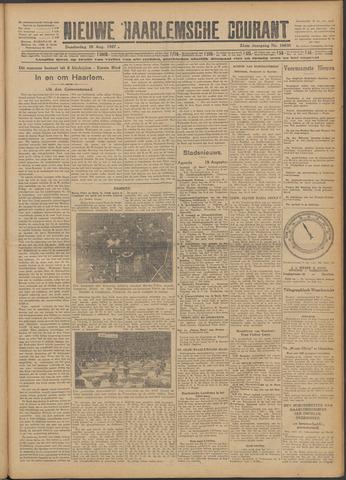 Nieuwe Haarlemsche Courant 1927-08-18