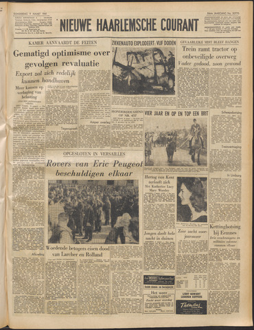 Nieuwe Haarlemsche Courant 1961-03-09