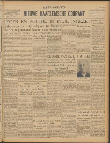 Nieuwe Haarlemsche Courant 1947-07-21
