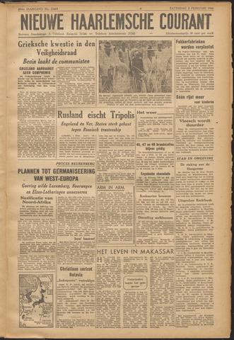 Nieuwe Haarlemsche Courant 1946-02-02