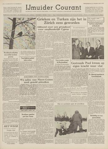 IJmuider Courant 1959-02-11