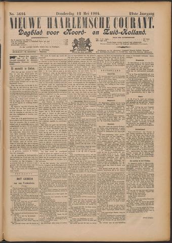Nieuwe Haarlemsche Courant 1904-05-12