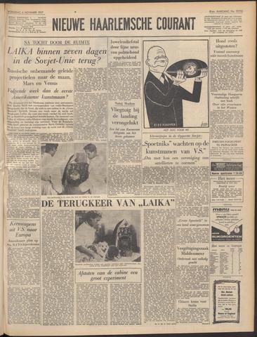 Nieuwe Haarlemsche Courant 1957-11-06