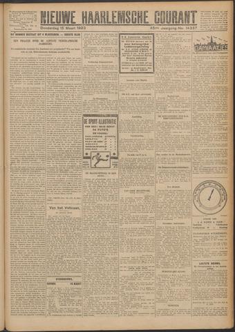 Nieuwe Haarlemsche Courant 1923-03-15