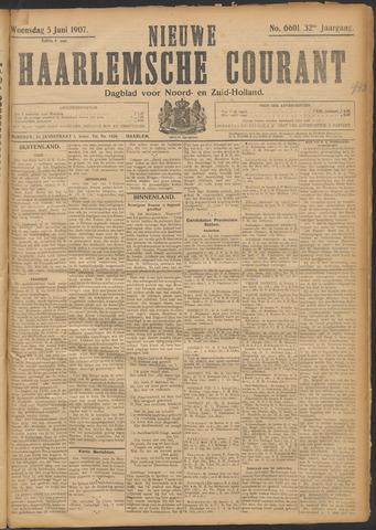 Nieuwe Haarlemsche Courant 1907-06-05