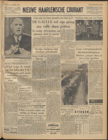 Nieuwe Haarlemsche Courant 1960-11-05