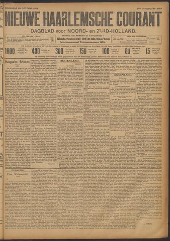 Nieuwe Haarlemsche Courant 1908-10-28