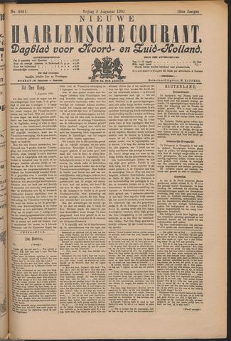 Nieuwe Haarlemsche Courant 1901-08-09