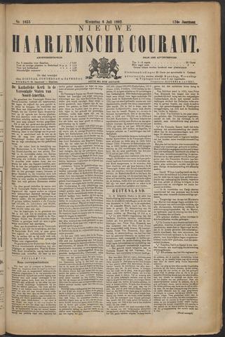 Nieuwe Haarlemsche Courant 1892-07-06