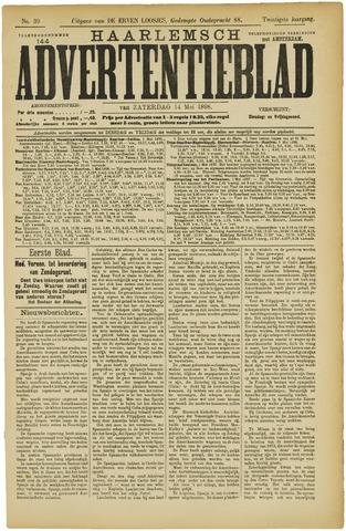 Haarlemsch Advertentieblad 1898-05-14