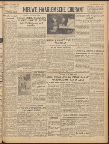 Nieuwe Haarlemsche Courant 1949-01-31