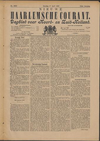 Nieuwe Haarlemsche Courant 1897-04-17